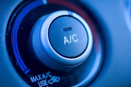 ac control knob