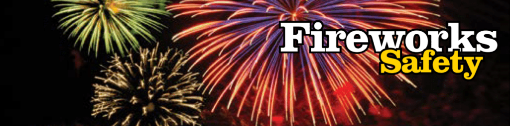 Beck's gives you fireworks safety tips