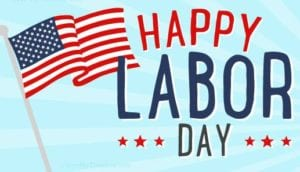 Beck's celebrates Labor Day