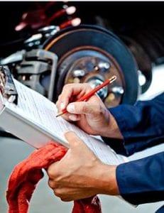 brake repair 47906