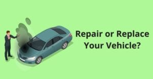 Beck's explains whether you should repair or replace your vehicle