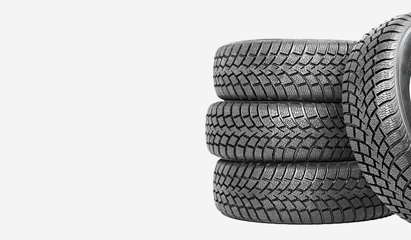 visit beck's auto center for all your vehicle's tire needs