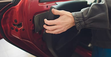 beck's auto center lafayette indiana can fix your vehicles broken window