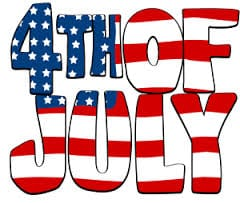 Happy 4th of July from Beck's Auto Center