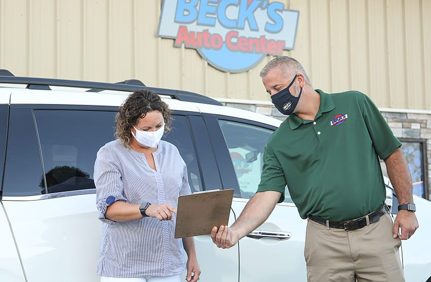 keep your loved one's safe with beck's auto repair's abc's of auto repair