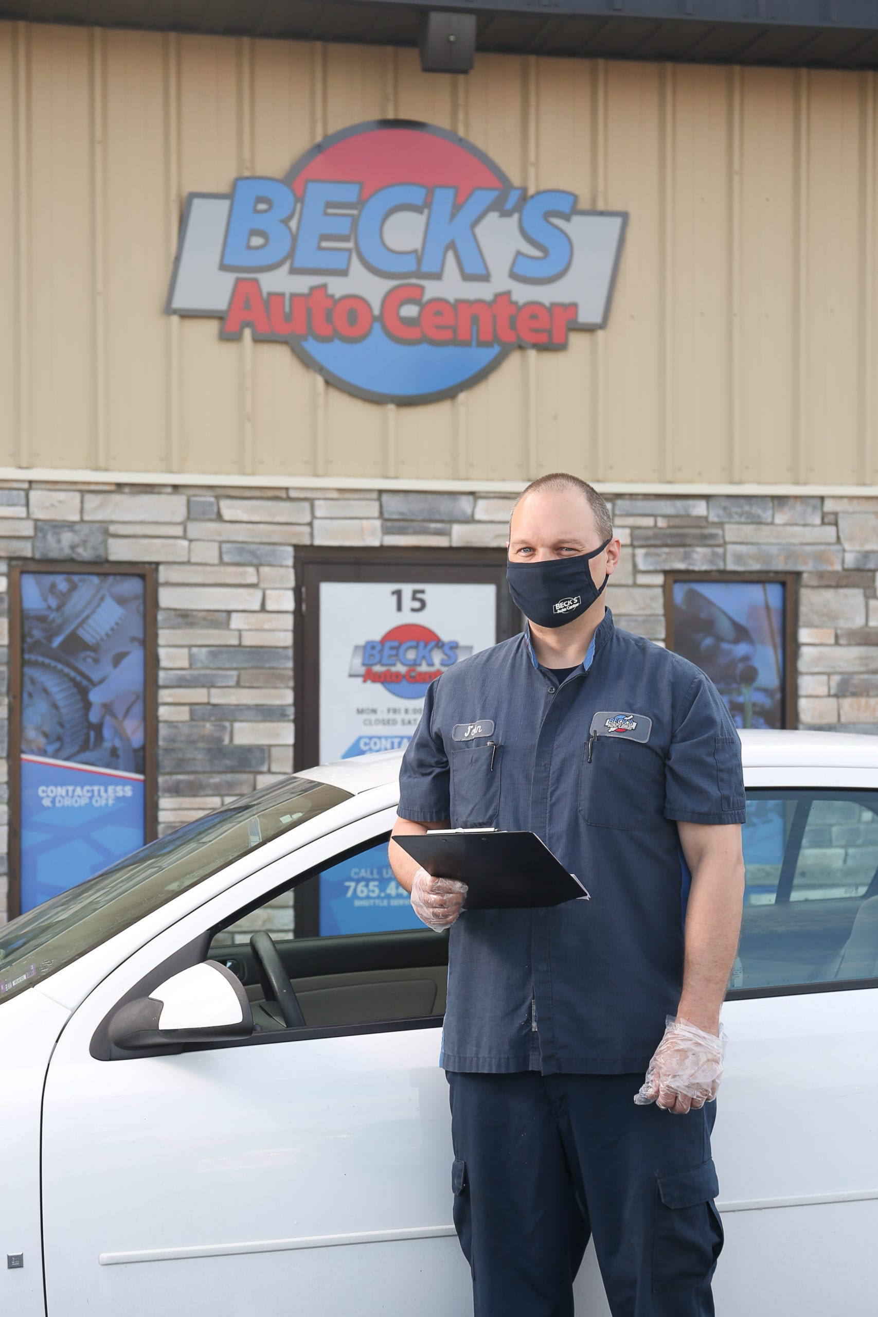 the beck's auto center promise to lafayette in surrounding communities