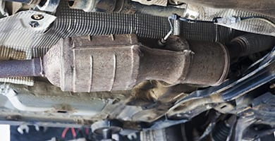 beck's auto center lafayette indiana explains your vehicles catalytic converter