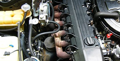beck's auto center lafayette indiana explains your vehicles exhaust manifold
