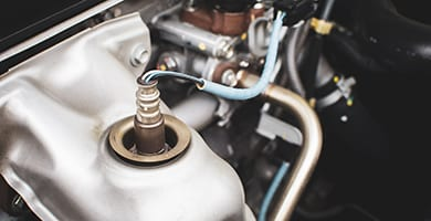 beck's auto center lafayette indiana explains your vehicles oxygen sensor
