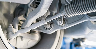 beck's auto center repairs and services your vehicle's steering gears