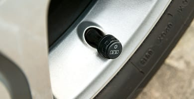 beck's auto center lafayette indiana can replace your cars faulty tpms sensor