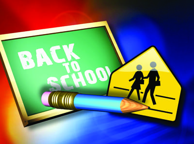 Beck to school image