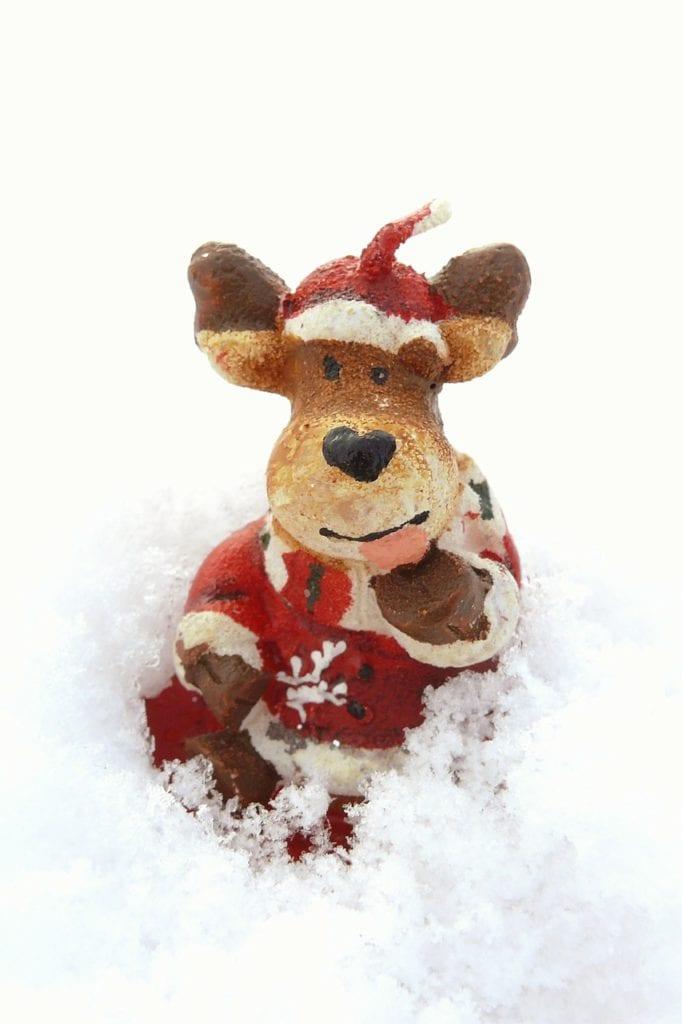 christmas, decoration, reindeer