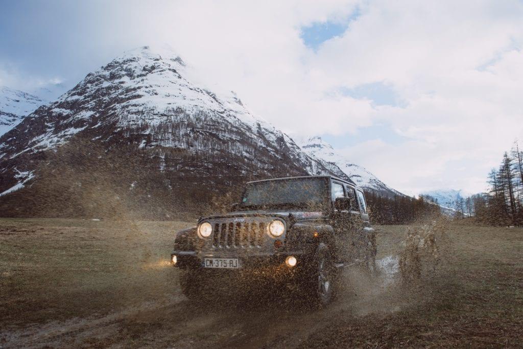 Becks helps jeeps like yours with auto diagnostics