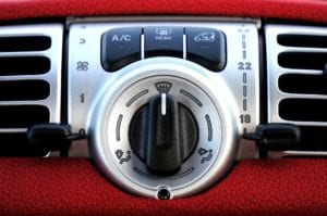 A dial depicting AC repair in Lafayette, IN